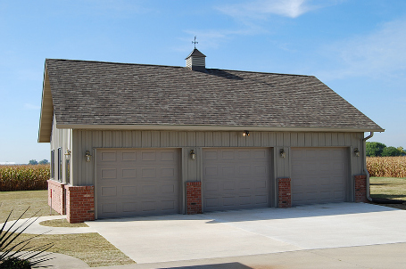 Residential Garages & Shed construction