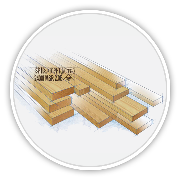 High Quality Grade A Lumber and Materials